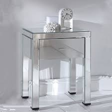 Acrylic Vanity Table Clear Acrylic Mirrored Furniture Dressing Table Lucite Console