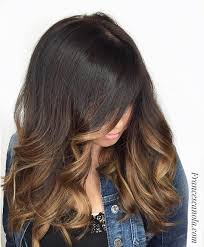 Balayage For Light Brown Hair 60 Hairstyles Featuring Dark Brown Hair With Highlights