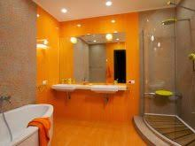 orange bathroom ideas 31 cool orange bathroom design ideas digsdigs favorite and gray home