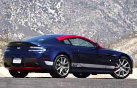car review 2015 aston martin vantage gt driving