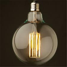 Infinity Led Light Bulbs by Aliexpress Com Buy E27 4w 8w 10w G125 Cob Led Vintage Light Bulb