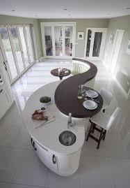 curved kitchen island designs curved kitchen island gorgeous inspiration kitchen dining room ideas