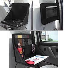 tablette pour siege auto kabalo pliable siège arrière de voiture de stockage organisateur