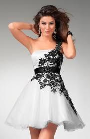 Black And White Wedding Dress Best 25 Black And White Prom Dresses Ideas On Pinterest Black