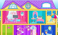 Barbie Home Decoration Doll House Games Free Online Doll House Games For Girls Ggg