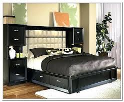 Shelf Bed Frame Bed Frames With Shelves Bed Frame Shelves Size Of Beautiful
