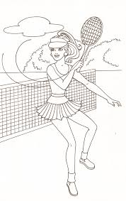 miss missy paper dolls barbie coloring pages part 1