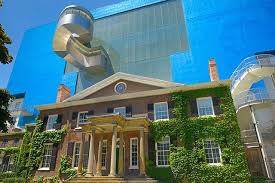House Images Gallery Frank Gehry Buildings And Architecture Photos Architectural Digest