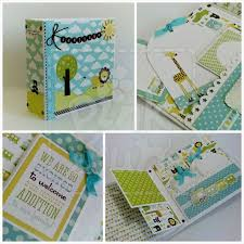 baby boy scrapbook album 166 best echo park images on mini albums echo park