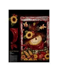 halloween panel fabric fall u0026 halloween