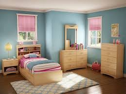 Bedroom  Color Cream Amazing Decor Glaass Window Awesomecalming - Childrens bedroom painting ideas