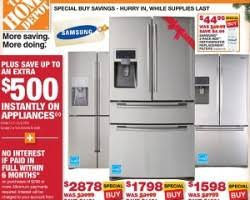 appliances deals black friday home depot black friday 2017 deals u0026 sale ad