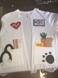 spirit halloween careers career day diy costume for kids doctor costume diy pinterest