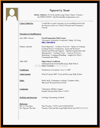 Resume Samples Normal by Work Experience Resume Examples Free Resume Example And Writing
