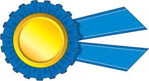 blue and yellow ribbon blue ribbon printables clipart hanslodge cliparts