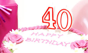 40th birthday invitation wording allwording com