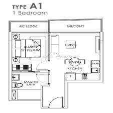 Singapore Floor Plan The Bently Residences Kovan