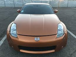 nissan 350z in snow orange nissan 350z for sale used cars on buysellsearch