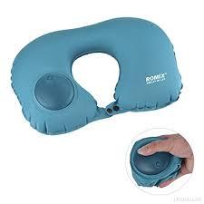 si e voiture ergonomique fourheart oreiller de voyage gonflable coussin voyage en forme de u