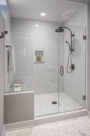 Towel Bar For Glass Shower Door Outstanding Towel Bar On Glass Shower Door Gallery Ideas House