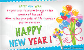 2013 happy new year greeting card happy new year cards