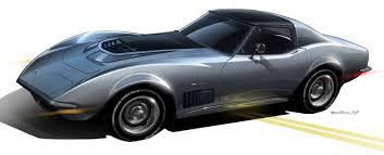 corvette stingray 71 jimmie johnson s 71 corvette has a stingray v8 and it s so badass
