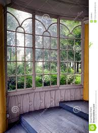 old winter garden stock images image 37060904