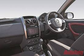 New Duster Interior Renault Duster Gets A New Face From The Magazine News India Today