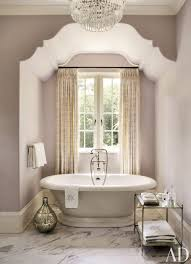 Girly Window Curtains by How To Keep Your Bathroom Looking New Forever Mauve Bathroom