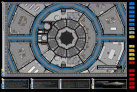 100 starship floor plans starship class uss franklin deck
