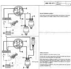 wiring diagram vdo oil temp gauge wiring diagram vdo oil temp