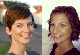 transition hairstyles for growing out short hair blending beautiful how to gracefully grow out a pixie cut