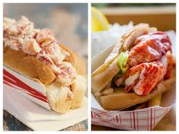 lobster roll recipe the great lobster roll debate maine versus connecticut style