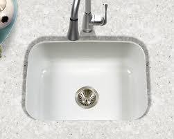 Kitchen Sinks Small Porcelain Enameled Steel Kitchen Sinks