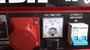 generador honda eb 6500 xa youtube