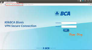 Vpn Tarumanagara Vpn Klikbca Bisnis Versi Web Bijep