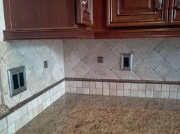 backsplashes kitchen tile backsplash over drywall cabinet color