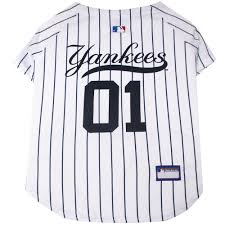New York Yankees Home Decor Pets First New York Yankees Jersey Petco