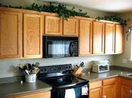 above kitchen cabinet ideas above kitchen cabinet froidmt com