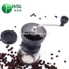 Portable Coffee Grinder Portable Ceramic Burr Grinder Mini Manual Coffee Grinder Hand