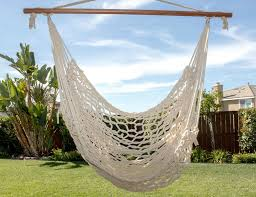 Knotted Hammock Chair How To Make A Hammock Chair Ebay