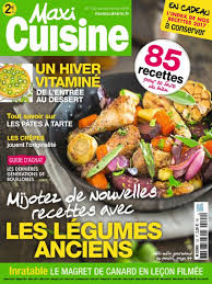 cuisine maxi maxi cuisine janvier 2018 pdf magazine free