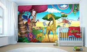 fresque murale chambre bébé fresque murale chambre bebe with fresque murale chambre