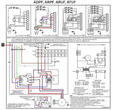 luxury goodman heat wiring diagram 98 in circuit breaker shunt