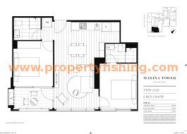 marina tower melbourne waterfront apartments at docklands marina tower melbourne floor plan 2 2