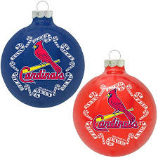 buy topperscot mlb st louis cardinals home and away glass