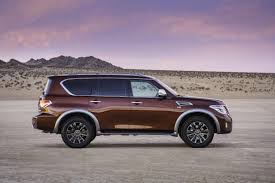 off road mustang 2017 nissan armada subjected to serious off road test autoevolution