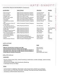 Cabinet Maker Resume Resume