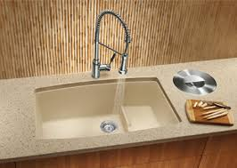 What Goes With That Blancos Biscotti Silgranit II Kitchen - Blanco silgranit kitchen sink