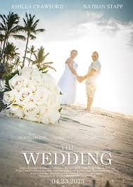 Wedding Poster Template Wedding Poster At Majestic Colonial Punta Cana Vaughn Barry